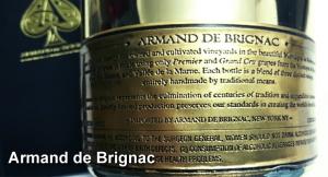 "Armand de Brignac. La ""magia"" del Champagne tradicional."