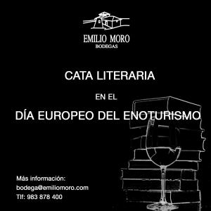 Imagen. Bodegas Emilio Moro. Cata literaria, vinos y tapas