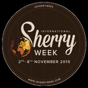 Logotipo. DO Jerez-Xérès-Sherry. International Sherry Week