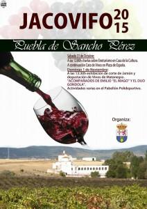 Imagen. La Ruta del Vino Ribera del Guadiana participa en una nueva edición de Jacovifo 2015.