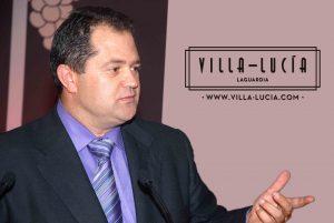 Juan Manuel Lavín Santamaría emprende, junto a su hermano Rubén, un nuevo proyecto enogastronómico asumiendo la gerencia de Villa-Lucía.
