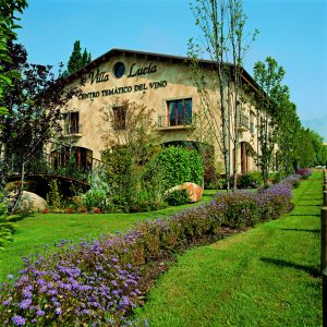 Imagen. Villa-Lucía, integrado en la red de museos enogastronómicos de Euskadi