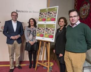 Imagen. PALACIO DE PIMENTEL La Diputación de Valladolid presenta la I Ruta de Pinchos Tierra de Cigales. Ruta del Vino Cigales.