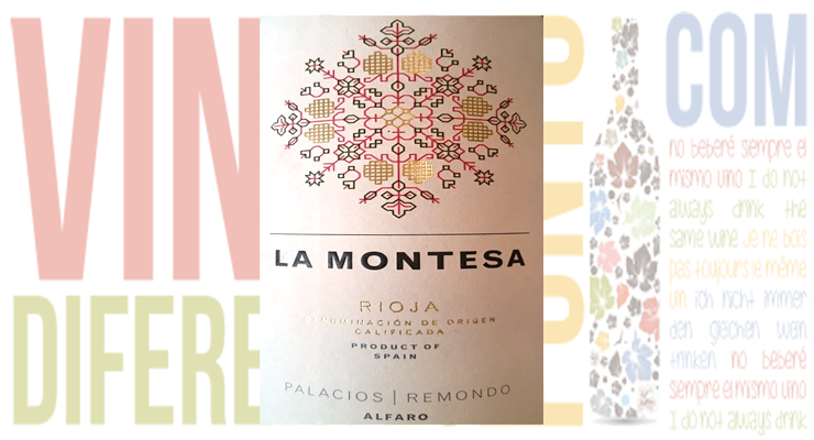 La Montesa 2011. D. O. Ca. La Rioja.