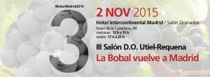 La uva Bobal vuelve a Madrid