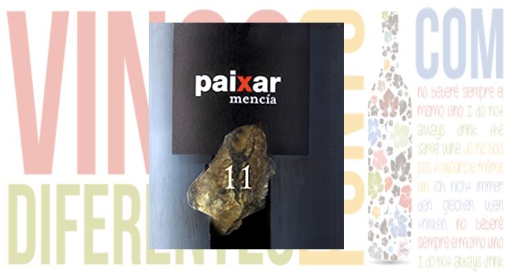 Paixar 2011. Bodegas y Viñedos Paixar.