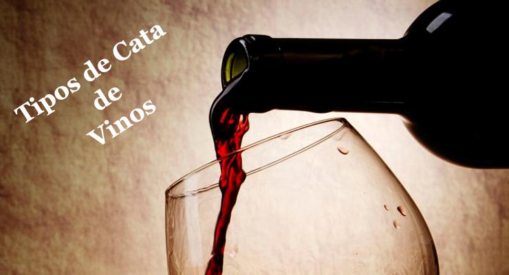 Cata de Vinos. Distintos tipos de cata