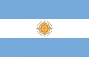 Imagen. Bandera de Argentina