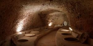 La Plataforma Tecnológica del Vino, el profesional Pedro Ballesteros MW y el OeMv se unen para impulsar la investigación de las tinajas de barro