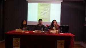 Foto de la presentación del Día Europeo del Enoturismo en la Ruta do Viño Rías Baixas
