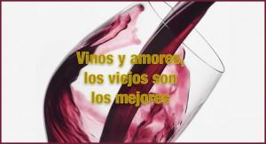 Imagen. Refranes sobre el vino