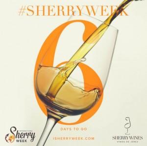 Imagen. A menos de una semana para celebrar la International Sherry Week!!!
