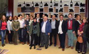 Foto. Cubillas celebró con éxito la I Jornada sobre Territorio, Patrimonio e Industria del Vino. Enoturismo de la Ruta del Vino Cigales.