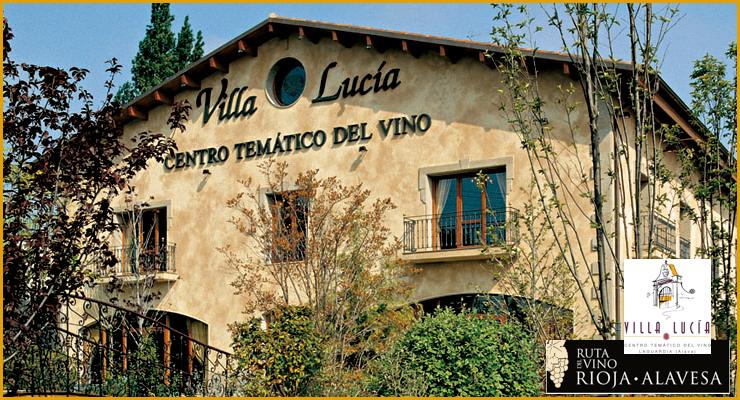Centro Temático del Vino Villa-Lucía