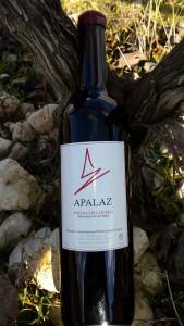 Imagen. Apalaz 2013 Edición Limitada. Bodega Apalaz Vigneron