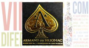 Imagen. Champagne Armand de Brignac Brut Gold