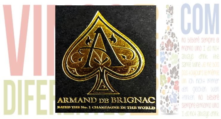 Armand de Brignac Brut Gold. Grande cuvée.