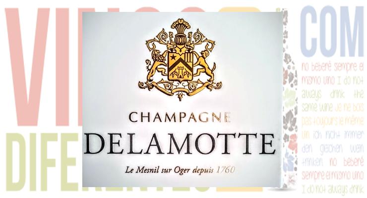 Delamotte Brut. Maison Delamotte.