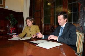 Imagen. La FEV y el Ministerio de Agricultura refuerzan sus relaciones