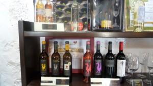 Imagen. Vinos de Bodega El Grifo
