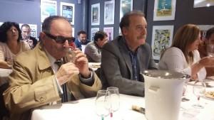 Imagen. Veinte asociados de ONCE Galicia participan en el Taller de Memoria Sensorial