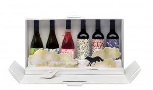 Imagen. Bodega Viña Luparia reúne los seis vinos de su Manada