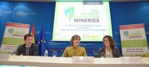 Imagen. Wineries for Climate Protection, el primer certificado específico para bodegas