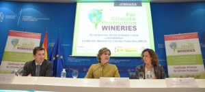 Imagen. Wineries for Climate Protection, el primer certificado específico para bodegas
