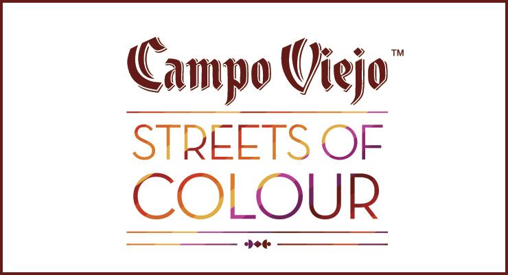 Campo Viejo Streets of Colour, arte urbano. - VINOS DIFERENTES