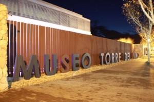 Foto imagen exterior del Museo Torre del Vino. Socuéllamos.