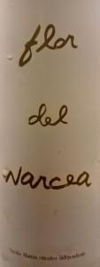 Imagen. Flor de Narcea es un gran vino naturalmente dulce