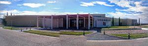 Imagen: Bodegas Legaris dispone de unas de las instalaciones más modernas de la Ribera del Duero