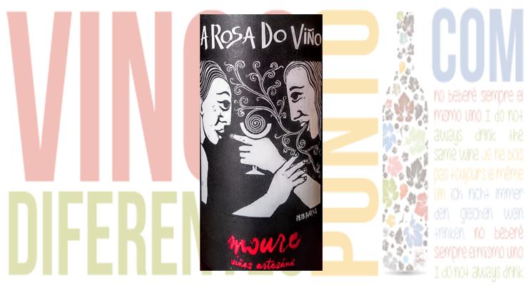 A Rosa do Viño 2013. Vino de diciembre.