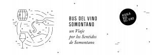 Imagen. Bus del vino Somontano 2016