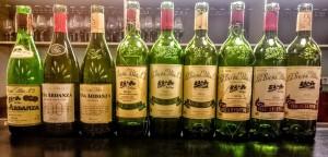 Imagen. Los tres mejores vinos de La Rioja Alta S.A.: Viña Ardanza, Gran Reserva 904 y Gran Reserva 890.