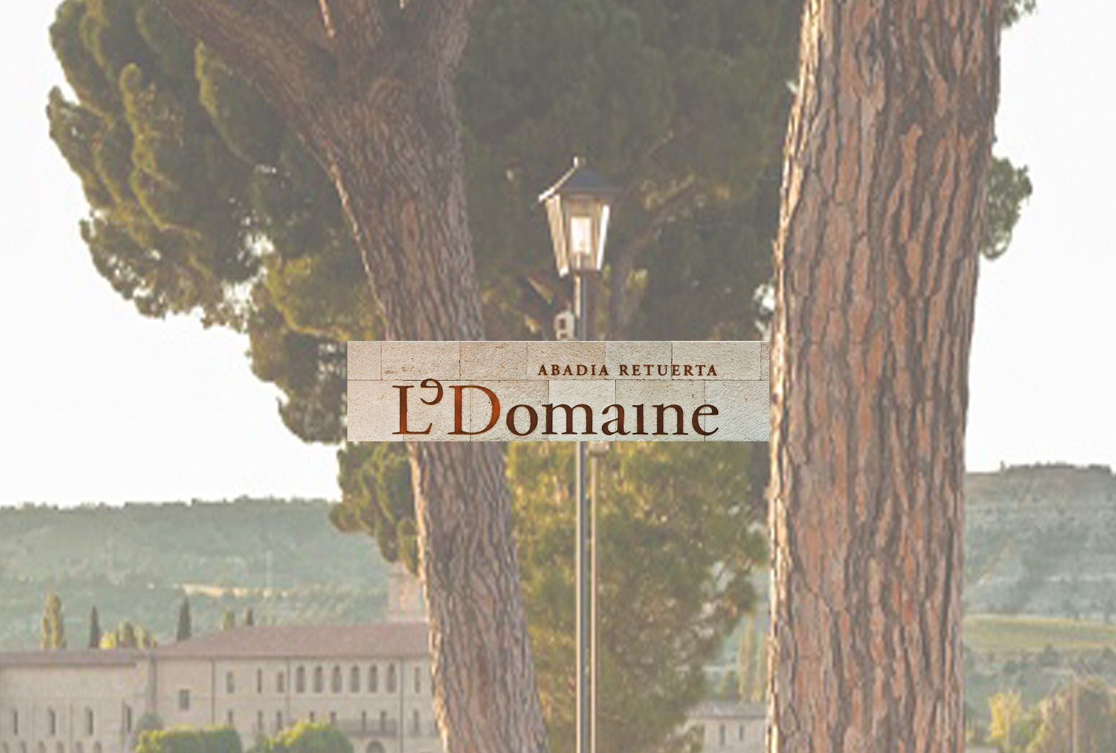 Abadía Retuerta Ledomaine mejor hotel de España.