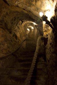 Imagen. El Lagar de Isilla, 59.790 personas visitaron el último año las instalaciones subterráneas