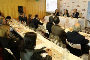 Imagen. Uruguay promociona la excelencia de sus vinos tannat en Enofusión 2016