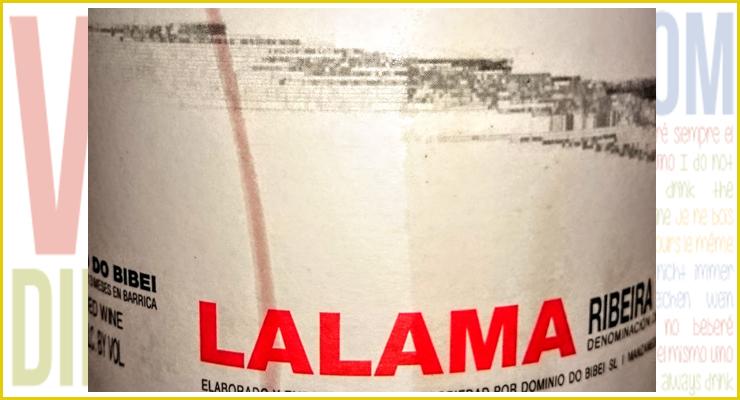 Lalama 2010. Bodega Dominio de Bibei