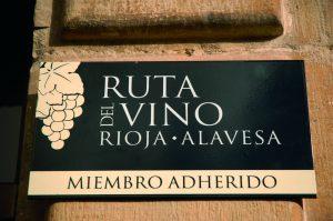 Imagen. La Ruta del Vino de Rioja Alavesa renueva su certificación