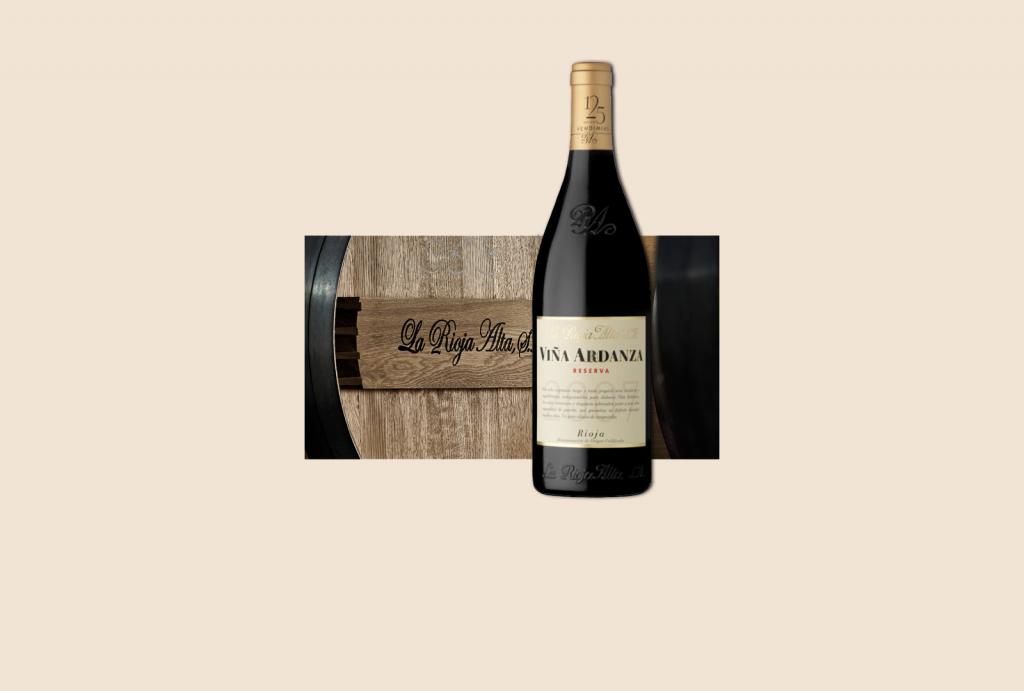 Viña Ardanza, un vino reserva de gran calidad. Rioja Alta.