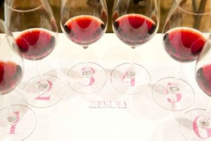 Sakura, Japan Women's Wine Awards 2016