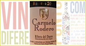 Carmelo Rodero Reserva 2011