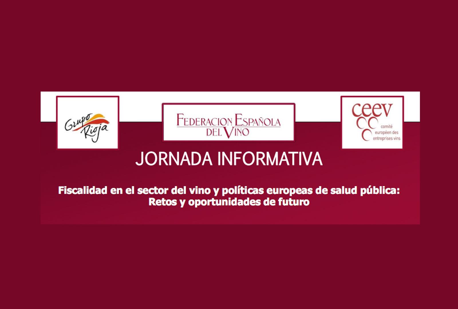 Fiscalidad en el sector del vino y políticas europeas.