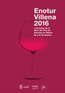 Enotur Villena 2016