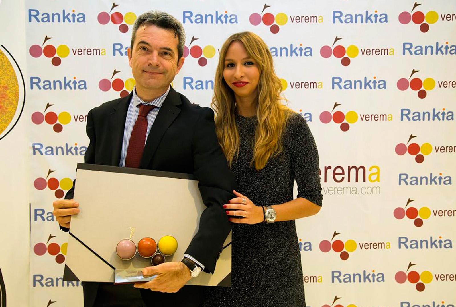 González Byass premio a la bodega con mejor trayectoria.