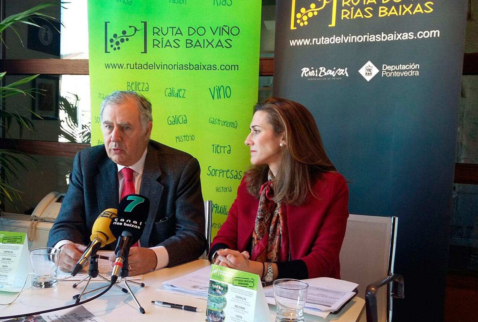 Programa especial del 20 aniversario Rías Baixas.