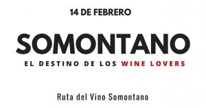 La Ruta del Vino Somontano propone originales planes para celebrar San Valentín