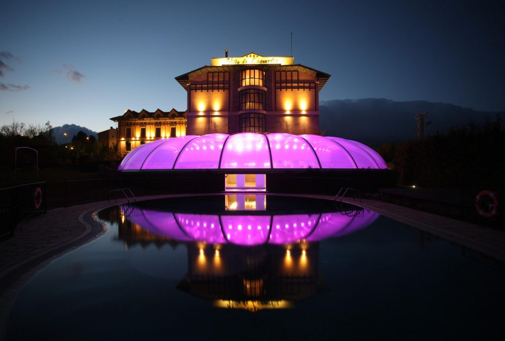 Amantes del vino, Wine Oil Spa Villa de Laguardia. - VINOS DIFERENTES