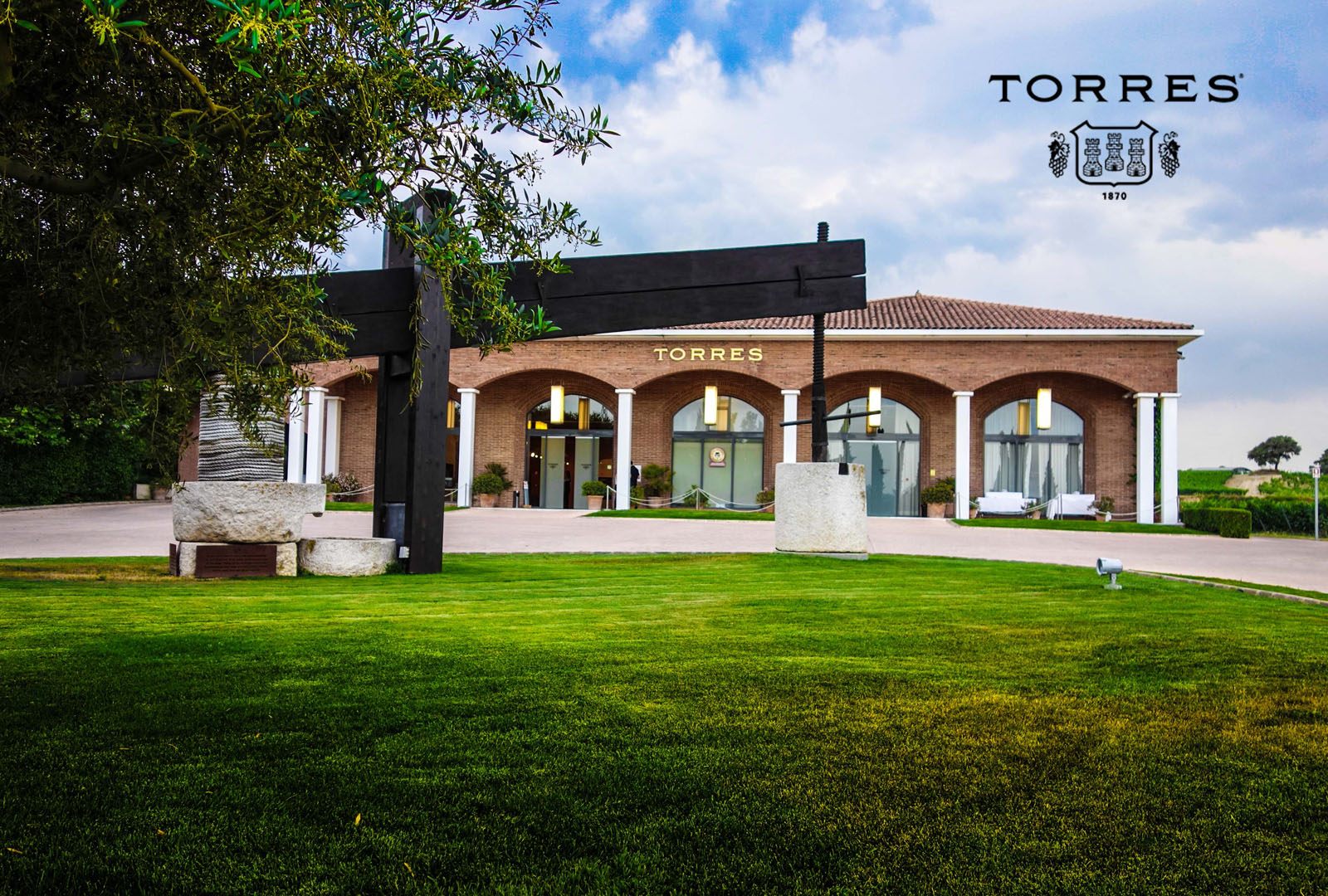 Wine Tourism Awards premia a Bodegas Torres.
